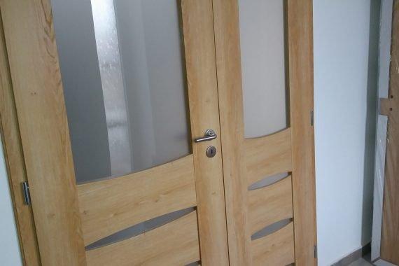 Interiérové dveře Trend – dvoukřídlé dveře