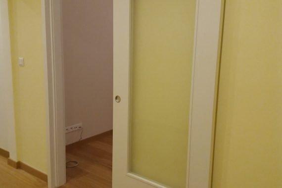 Interiérové dveře Trend – dekor bílá struktura