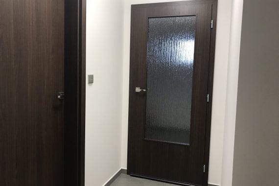 Interiérové dveře Trend – kolekce Klasik Wenge